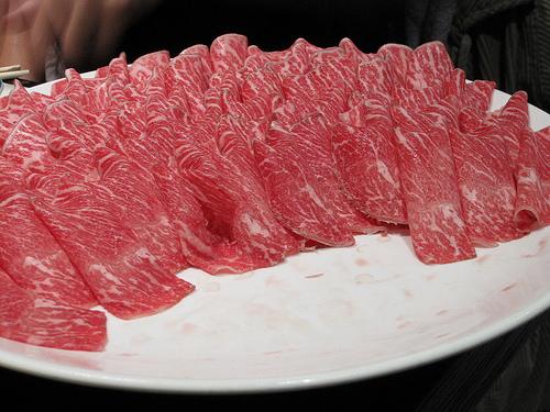 Surah Korean Restaurant: genghis shabu beef