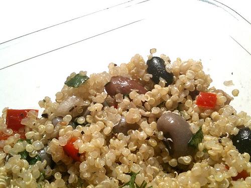 L.A. Bento Santa Fe Quinoa Salad