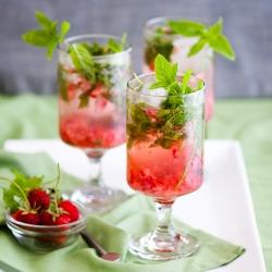 Strawberry Mojitos