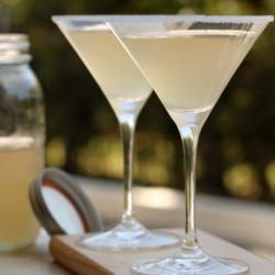 Balsamic Lemonade Vodka Cocktail