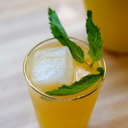 Melon Mint Watermelon Agua Fresca