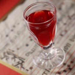 Sour Cherry Shrub