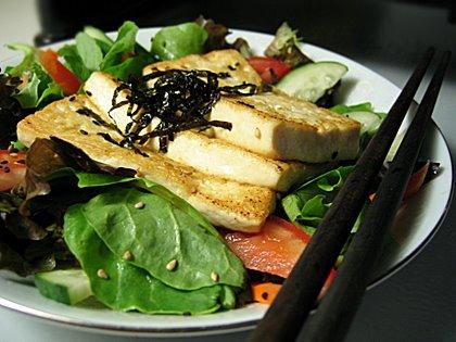 tofu_salad_chopsticks