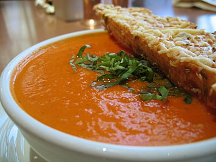 nordstrom creamy tomato basil soup