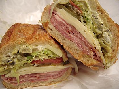Bay Cities Italian Deli - Godmother Sandwich