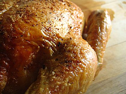Roast Chicken for Sunday Dinner