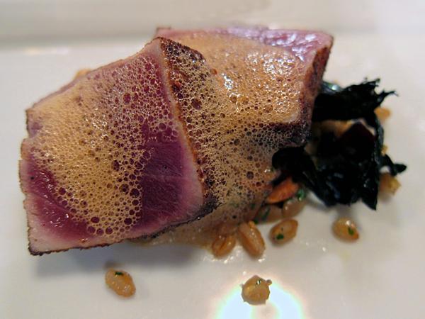 Scarpetta: Bie Eye Tuna