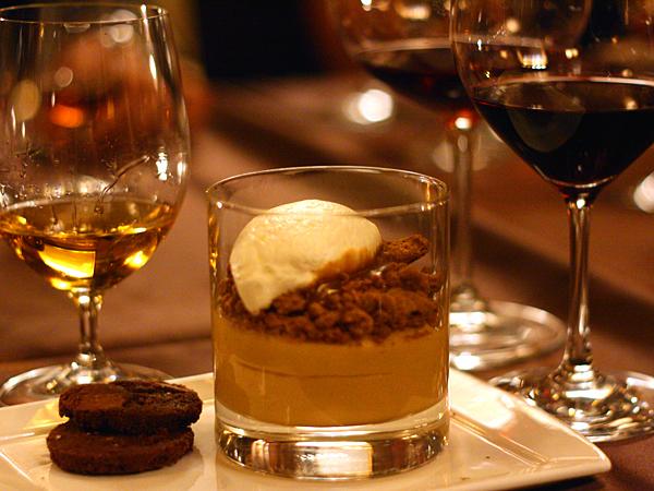Scarpetta: Vanilla Caramel Budino