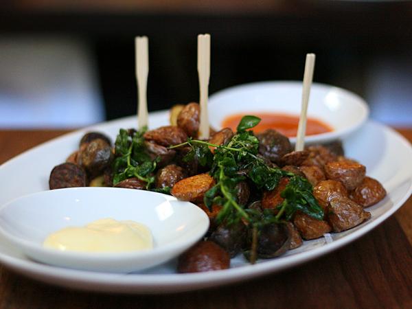Farm Shop, Brentwood - Fried Potatoes