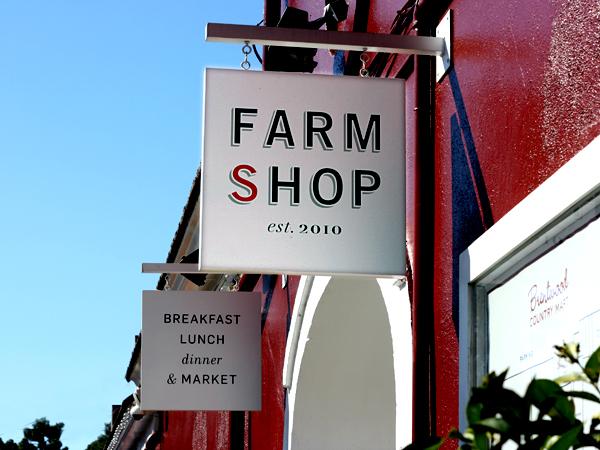 Farm Shop, Brentwood