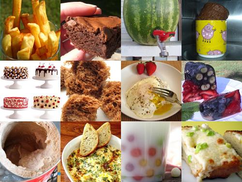 TasteSpotting Top 12 week ending 08.02.2008