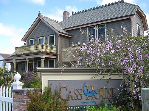 Cass House Inn and Restaurant Cayucos CA