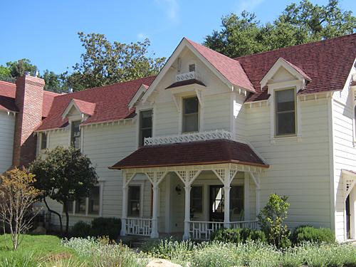 Halter Ranch Vineyards - Victorian House