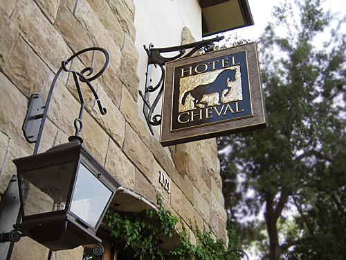 Hotel Cheval Paso Robles CA