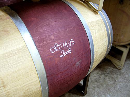 L'Aventure Winery 2008 Optimus Barrel