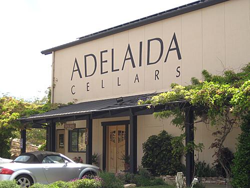 Adelaida Cellars Paso Robles CA