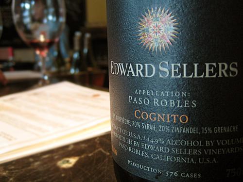 Edward Sellers Paso Robles CA Cognito