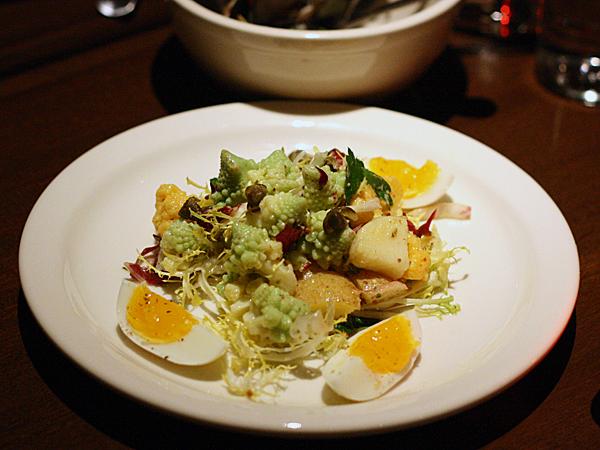 Cooks County restaurant - romanesco