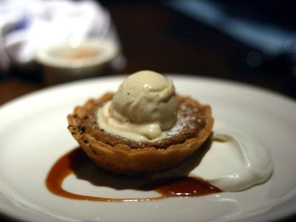 Cooks County restaurant - tart