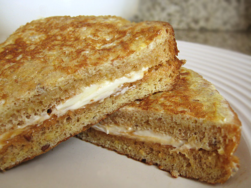 Peanut Butter and Cream Cheese Stuffed French Toast – The New ...