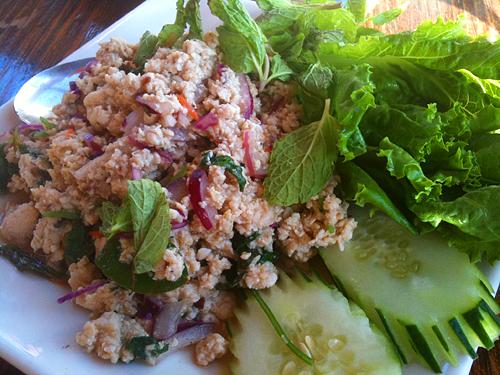 Cholada Thai Beach Cuisine - Larb