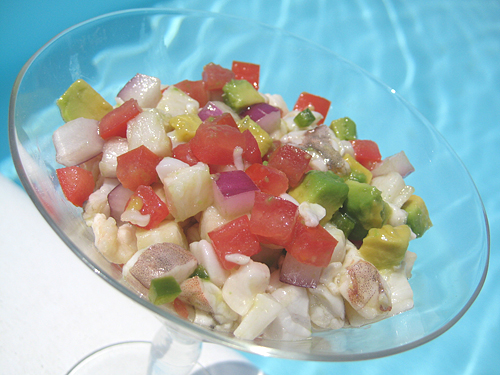 patron-tequila-pool-ceviche