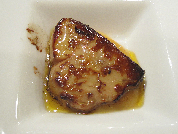 Kiyokawa, Chef's Omakase - Foie Gras