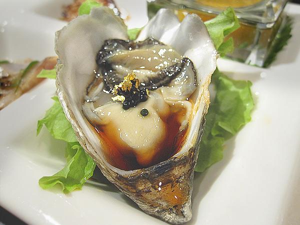 kKiyokawa, Chef's Omakase, Kumamoto Oyster