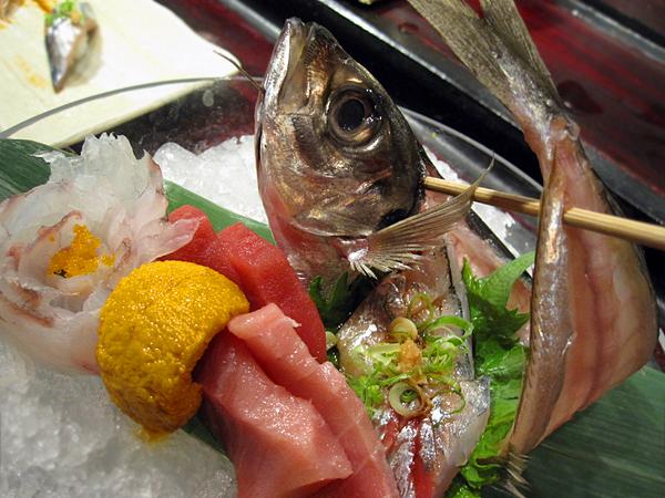 Kiyokawa, Chef's Omakase - Sashimi Course 02