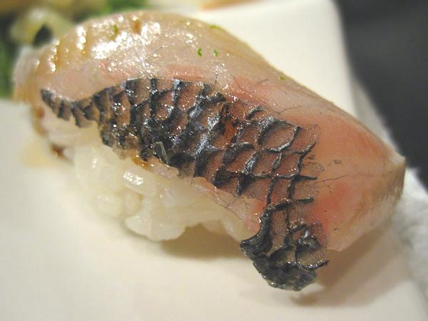 Kiyokawa, Sushi Omakase, Black Snapper