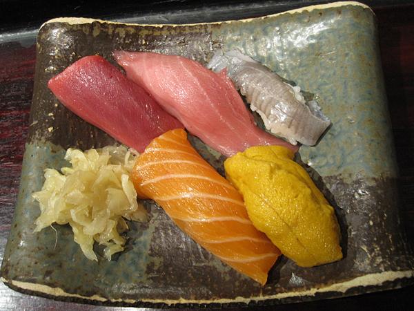 Kiyokawa, Chef's Omakase - Sushi