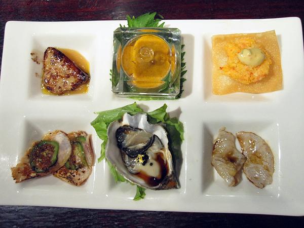 Kiyokawa, Chef's Omakase - Course 03