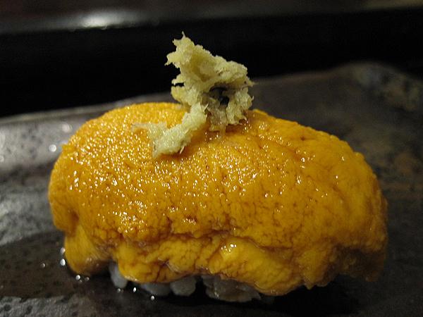 Kiyokawa, Sushi Omakase - Uni