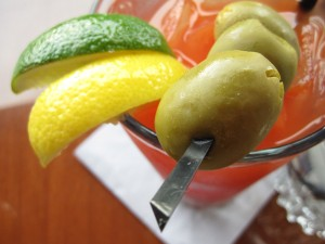 The Belmont, West Hollywood - Bloody Mary