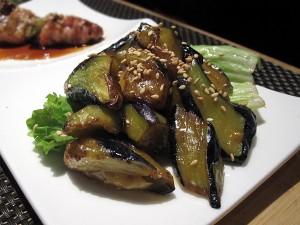 Sushi Roku, Pasadena - Grilled Miso Eggplant