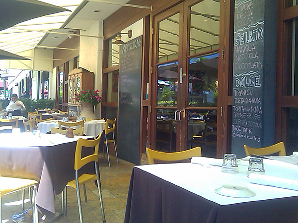 Sor Tino Restaurant, Brentwood - Patio