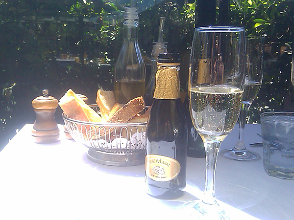 Sor Tino Restaurant, Brentwood - Prosecco