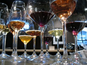 Vertical Bsitro, Pasadena - Wine Tasting