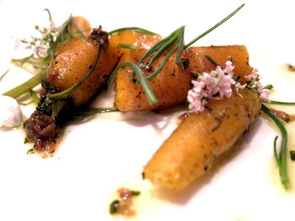 Carrots, Vegetable Dinner at Animal