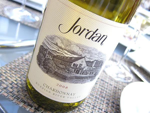 Boa Steakhouse - Jordan Chardonnay