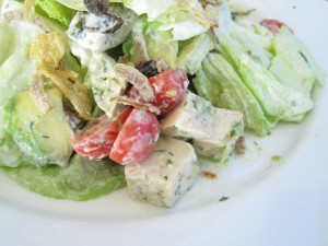 Mercantile, Hollywood - Roasted Chicken Salad