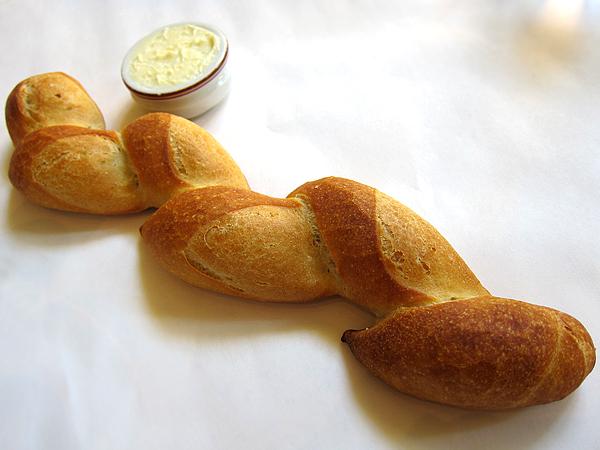 Bouchon Beverly Hills, Bread