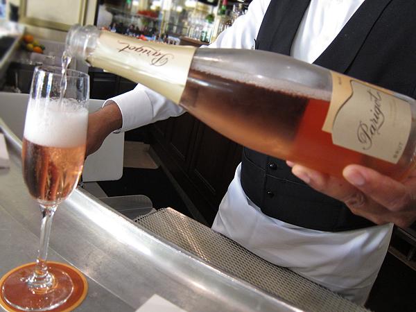 Bouchon Beverly Hills - Parigot Cremant Rose