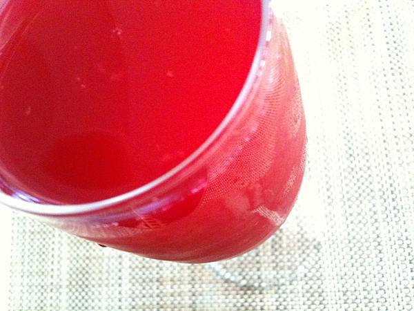 FIG at Fairmont - Blood Orange Mimosa