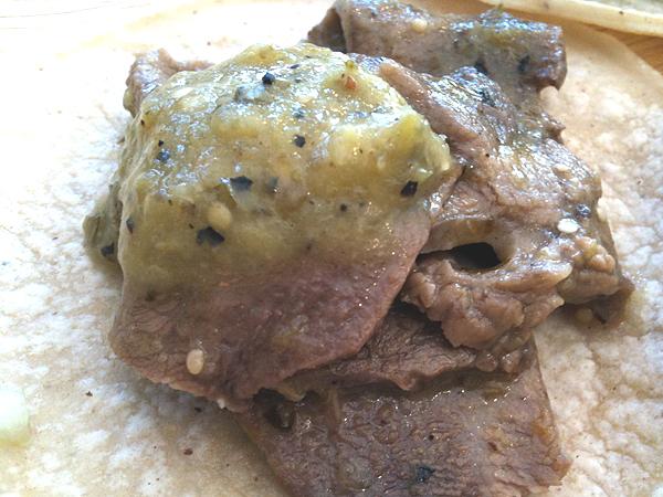 FIG at Fairmont - Tongue Street Taco