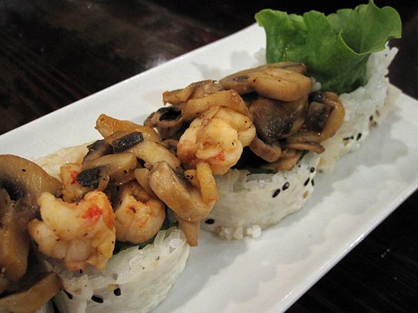 Izakaya by Katsu-Ya - Shrimp Roll