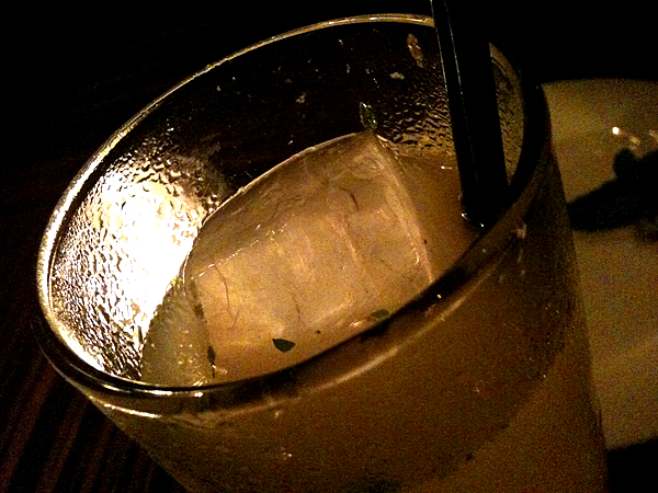 Tar Pit Bar, Los Angeles - Ginger Vodka