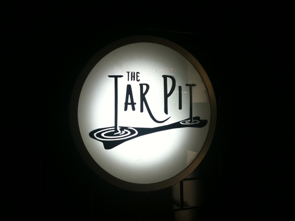 Tar Pit Bar, Los Angeles - Sign