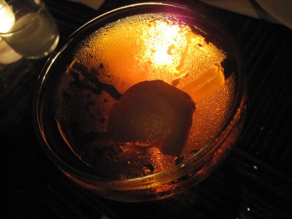 Tar Pit Sidecar Cocktail