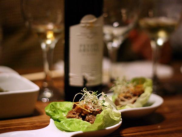 LaOn Dining {korean} - bulgogi lettuce wraps